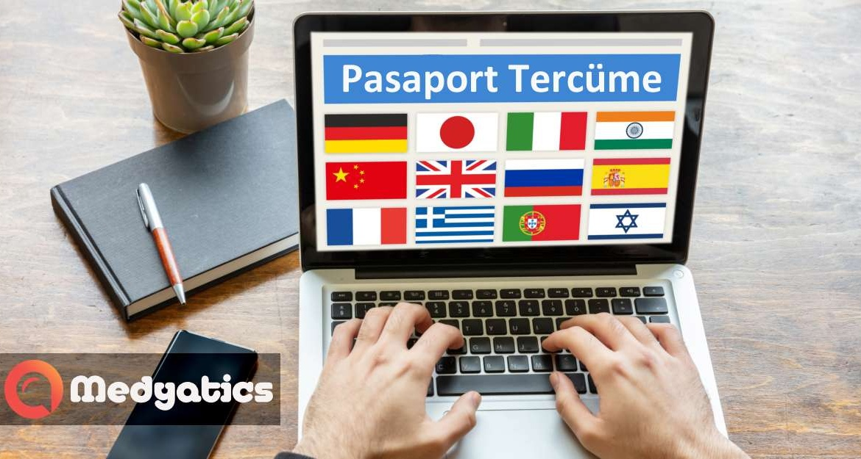 Pasaport Tercüme